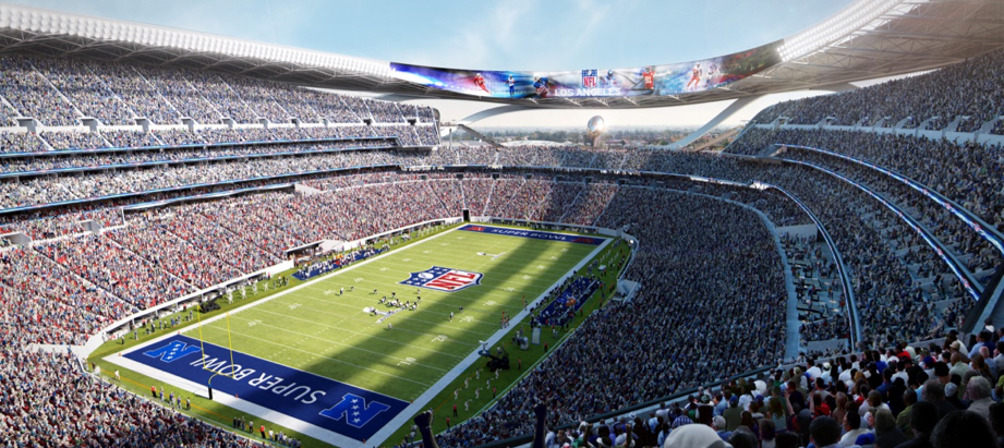 10_Upper Bowl Facing Peristyle End NFL (credit steelblue + MANICA)